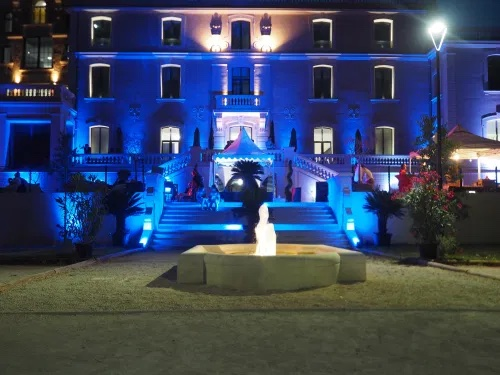 Le château Saint-Antoine, un lieu qui vaut le détour…